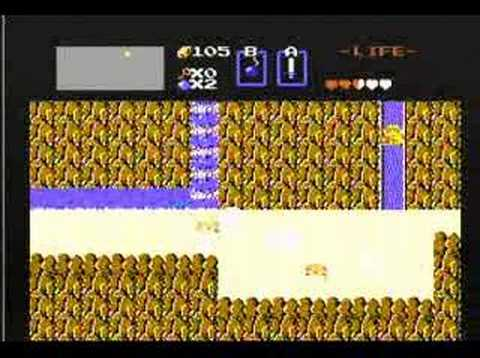 Legend of Zelda (NES) Walkthrough Part 01, http://www.facebook.com/pages/Zelda-Dungeon/82676373293 http://zeldadungeon.net/ Part 1 of the Legend of Zelda Walkthrough courtesy of Mases from Zelda Dunge...