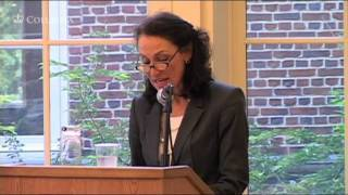 "Dr. Margaret Hamburg on ""Global Infectious Disease Threats and the Role of FDA"""