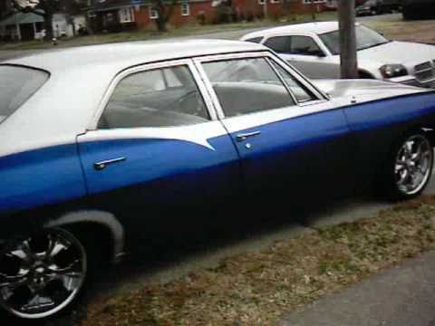 1967 chevy impala 4 door sedan walk around  for sale in va