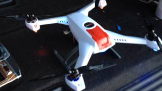 Blade 350 QX With Graupner Props