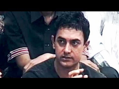 Aamir Khan's tryst with Narmada (Aired: May 2007)