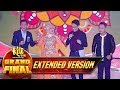 HEBAT! Joko, Janwar & Bima Belajar Lagu India Sama Umi Elvy - Grand Final KDI (2/10)
