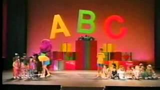 Barney En Concierto Parte YouTube - Barney concert part 1
