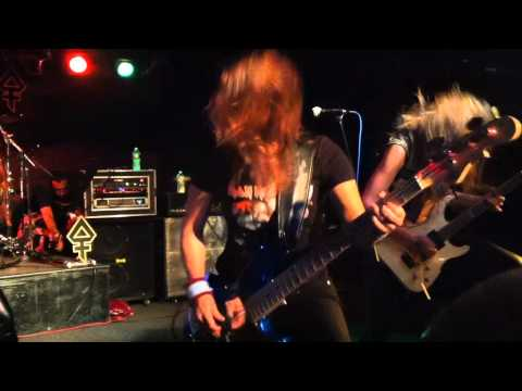 Aces High - The Iron Maidens - LIVE at Paladino's 2012