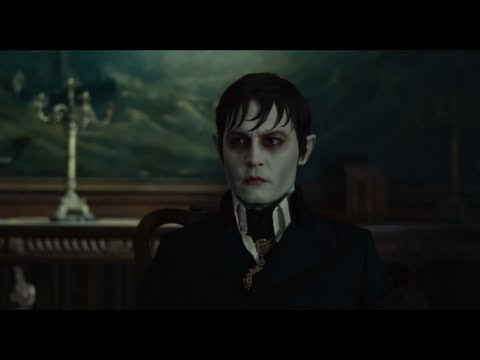 """Dark Shadows"", il Trailer"