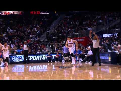 90 Seconds - 90 Threes by Kyle Korver