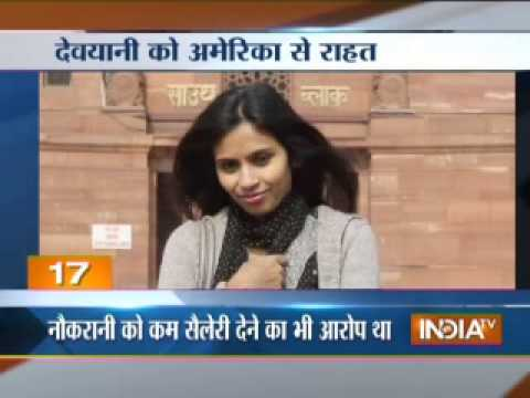 US court dismisses Devyani's indictment in visa fraud case
