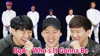 Koreans React To Nigahiga BgA - Who's It Gonna Be [Korean Bros]