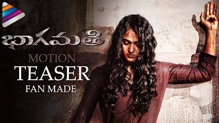 Bhagamati First Look Motion Teaser