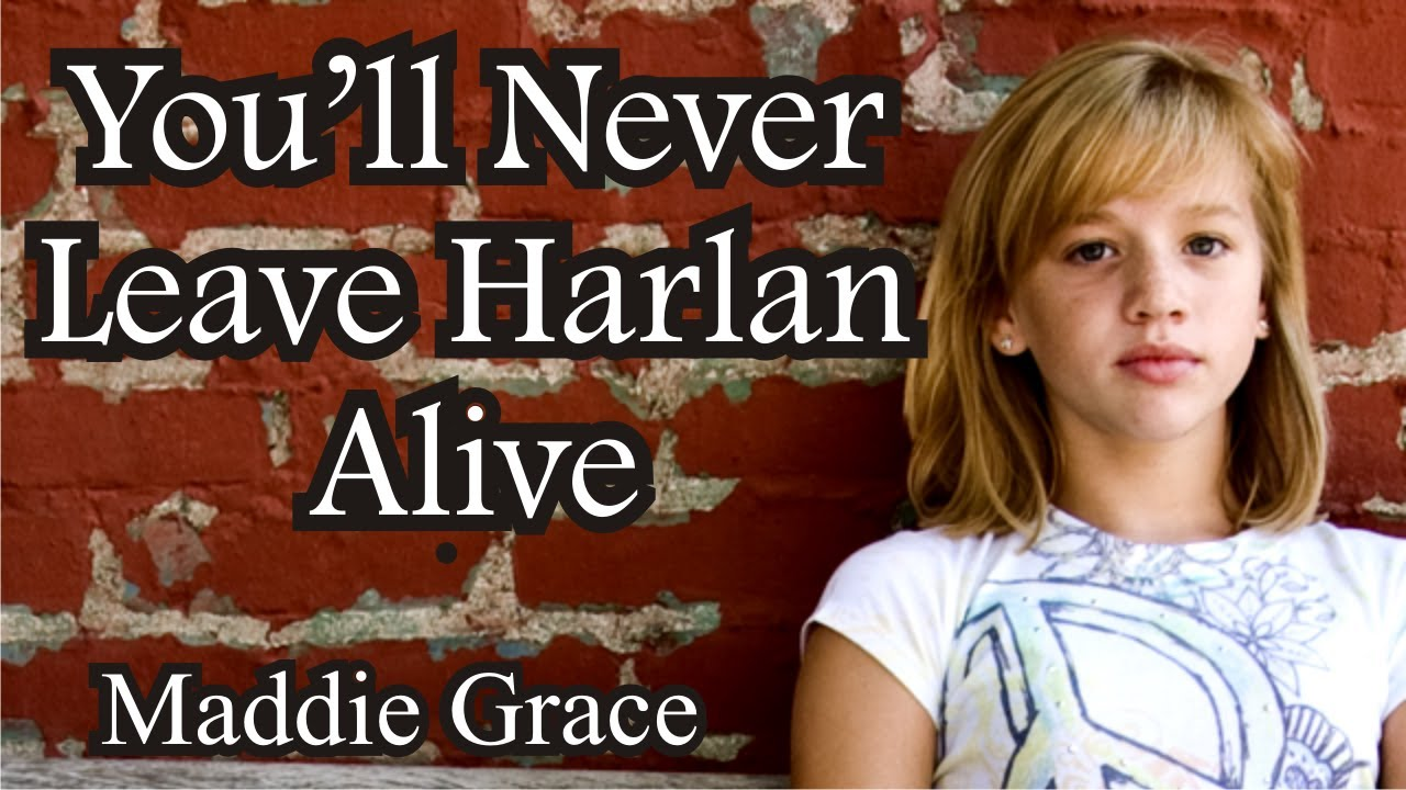 Patty loveless you ll never leave harlan alive
