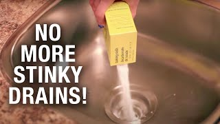 Baking Soda Is Awesome For Cleaning!