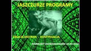 Rozmowy Zaawansowane - Jaszczurze Programy - Kontynuacja - 23.05.2012 - J. Rajska i J. Czapiewski