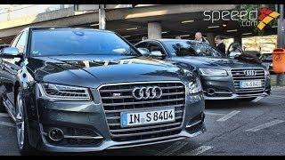 Audi A8 + S8 2014 اودي ايه 8 + اس 8