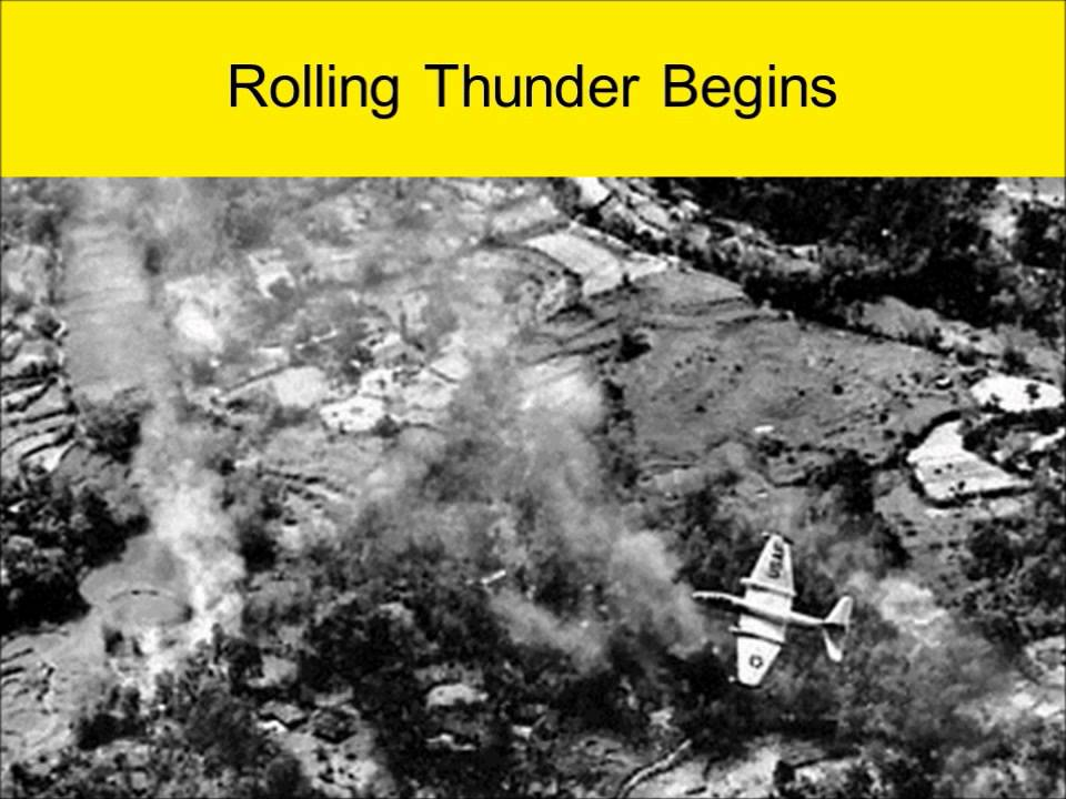 Rolling Thunder Vietnam War Video Search Engine At