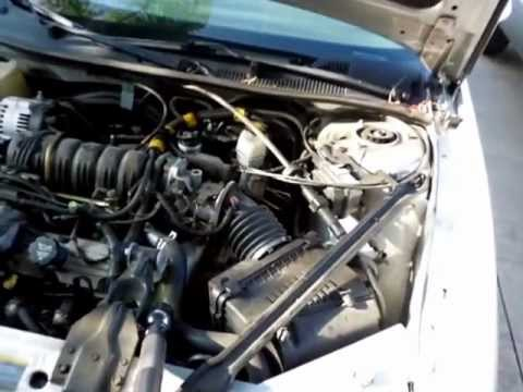 2003 Buick Regal Ls Maf Sensor And Engine Coolant