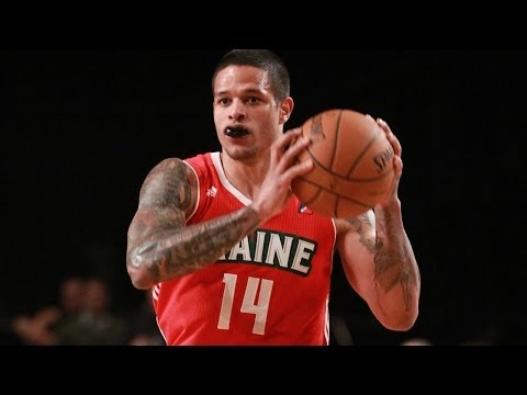 NBA D-League Gatorade Call-up Video: Chris Babb