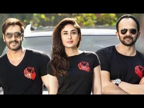 Singham Returns Official Trailer | Ajay Devgn & Kareena Kapoor Khan LAUNCH
