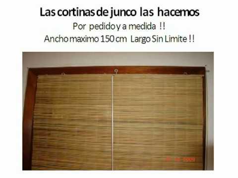 Cortinas de bambu youtube - Cortina de bambu ...