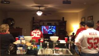 NFC Championship 2014 49ers Last Drive Ends With