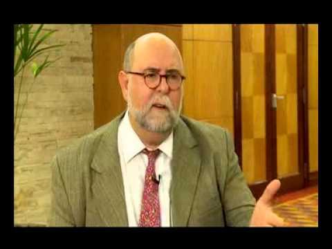 Alfredo Behrens entrevistado por Lucila Pinto.