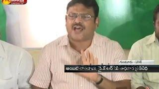 Ambati Rambabu Slams Chandrababu & Lokesh