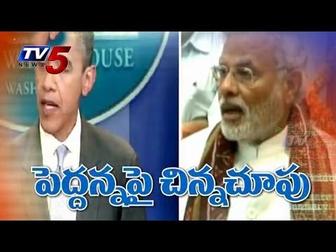 Why Narendra Modi not Keen On US Relations? : TV5 News