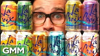 Ultimate LaCroix Taste Test