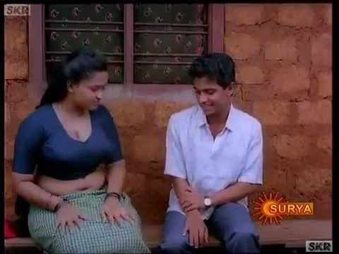 Hot Aunty With Young Boy - YouTube