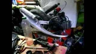 preparation moteur 50 origine jet force ludix speedfight 3. Black Bedroom Furniture Sets. Home Design Ideas