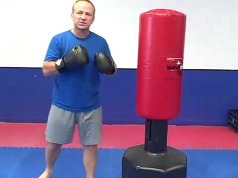 Home Workout Exercises for Men & Women Over 50 with Boxing 2