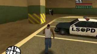 GTA San Andreas Mysteries