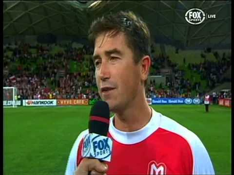 Harry Kewell Final Interview