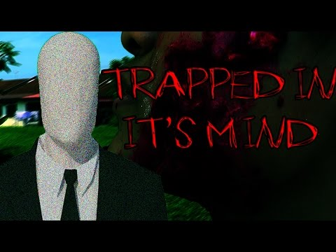 Short Horror Film - Trapped In It's Mind
