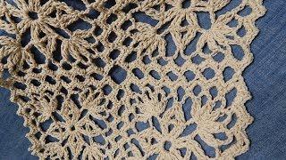 Cuadro Para Cortina Crochet