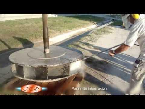 Prueba de hidrolavado, hidroblasting, hidrojetting