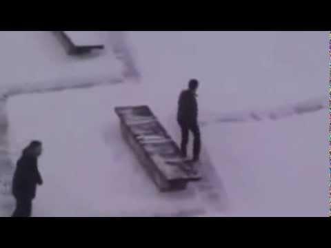 Staze u snegu