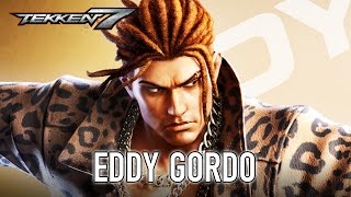 TEKKEN 7 - Eddy Gordo Reveal Trailer