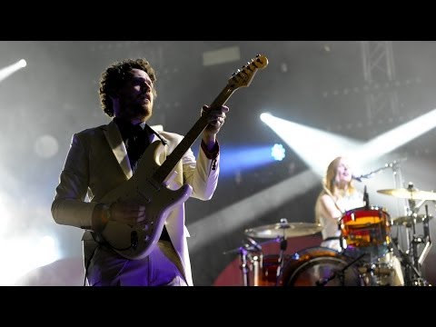 Metronomy - Resevoir at Glastonbury 2014