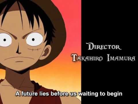 One Piece ED 13 - DREAMSHIP (FUNimation English Dub, Sung by Jessi James, Subtitled) - YouTube
