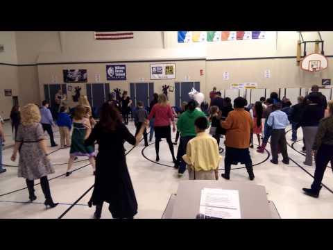 Wilson Focus School - 2013-2014 Dancing Classrooms Showcase IX