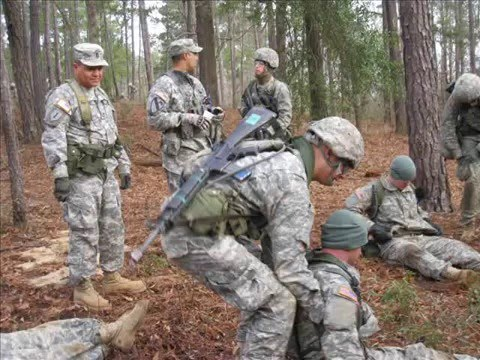 fort benning basic training C 2/47