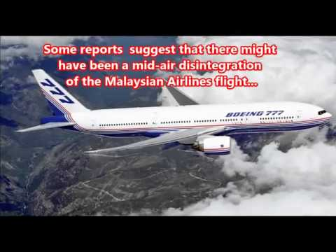 Why is the Missing Malaysia Airlines Flight MH370 Linked to Alien Abduction  360p