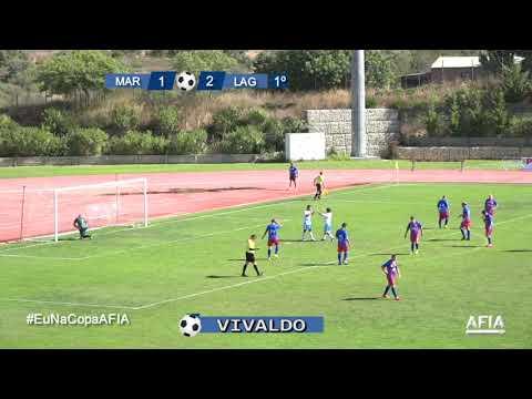 Gols da Rodada dia 17.10 Copa AFIA Portugal 2018