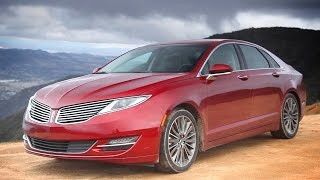 2013 Lincoln MKZ Review - Kelley Blue Book