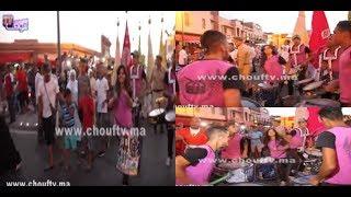 بالفيديو..شوفو البوكوصة ديال فرقة الطبول خلال احتفالات الطائفة اليهودية بمراكش بمناسبة عيد العرش |
