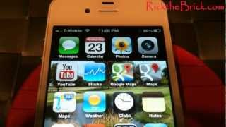 How To Factory Unlock Iphone 4 4s 5 AT&T For 2013
