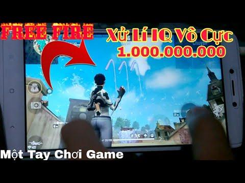 MotTay Gaming | Những pha xử lý BOM IQ Vô Cực 1.000.000 | Garena Free Fire