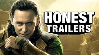Honest Trailers – Thor: The Dark World