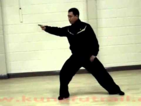 Chen Tai Chi Silk Reeling - Part 6