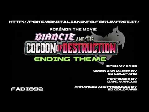 Pokémon Diancie and the Cocoon of Destruction Ending Theme
